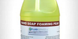 Foaming Pear hand Soap