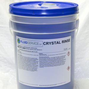 Crystal Rinse Agent