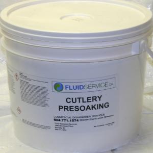 Pre wash treatment - reduces polishing